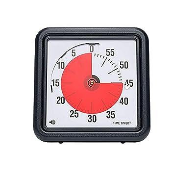Relojes de mesa Temporizador Original 3 Pulgadas (Carbón); 60 Minutos: Amazon.es: Hogar