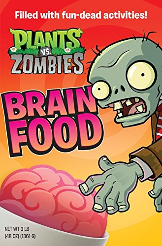 Plants vs Zombies Brain Food
