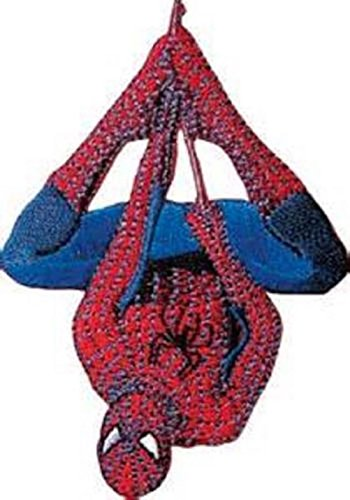 Amazing Spider-Man Hanging From Web Figure Patch