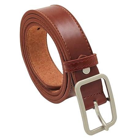 Cinturón Hebilla casual para hombres Talla de cinturón de ...