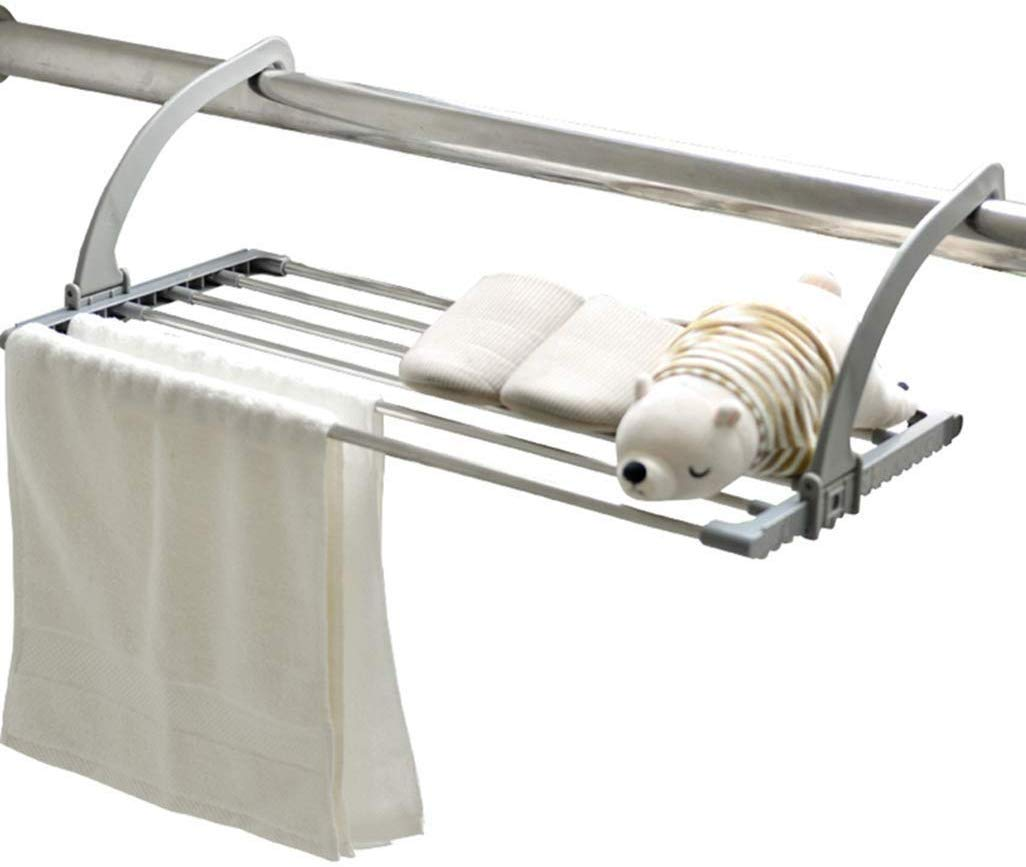 4 Bar White Household Radiator Airer Strong And Durable Superb Quality Home