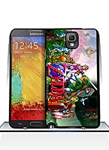Ckholy - Note 3 Cell Phone Cover - Legend of Zelda Ocarina of Time - Note 3 Phone Funda Case - Custom Stylish Anti-Scratch Hard Plastic Protection Funda Case With Printed HD Pattern For Samsung Galaxy Note 3