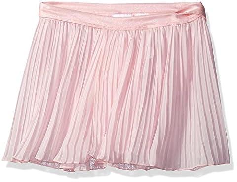 Capezio Little Girls' Pleated Wrap Skirt, Ballet Pink, Small - Capezio Wrap Skirt