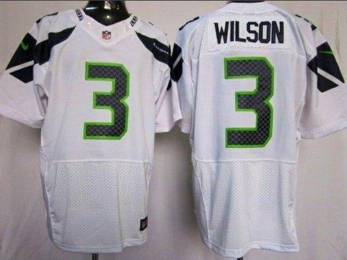 0aa577c0b99 Russell Wilson Seattle Seahawks White Jersey 52 XXL - Buy Online in  Bahrain.