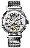 Men's Luxury Automatic Mechanical Wrist Watch (All Grey)