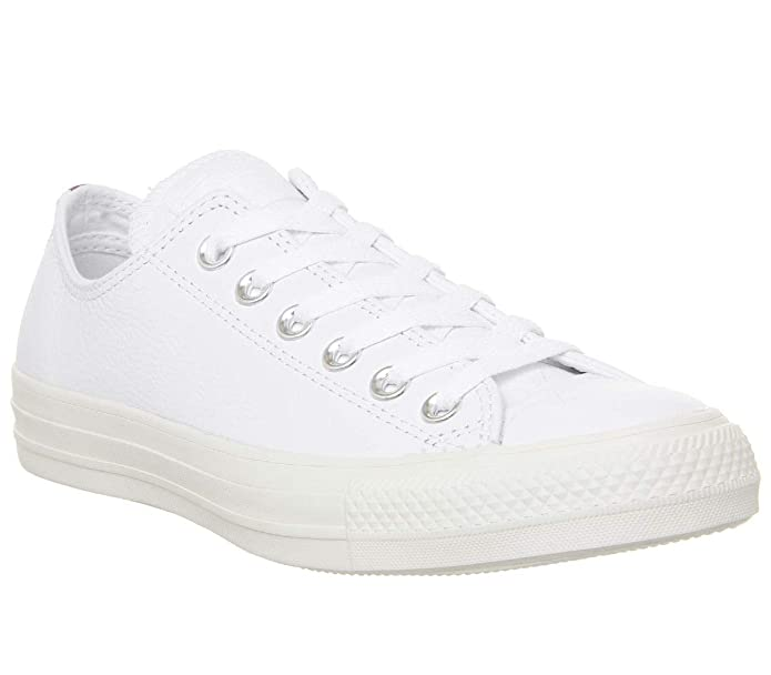 Converse Chucks Chuck Taylor All Star Low Top Sneaker Damen Herren Unisex Grau (Engine Smoke)