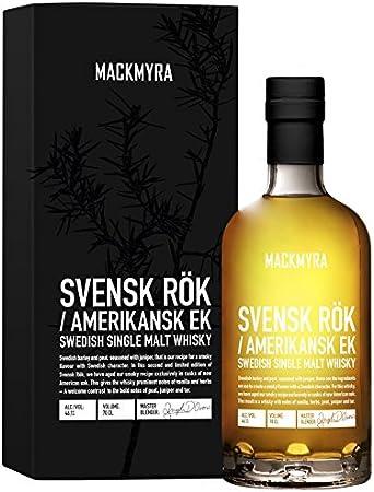 Mackmyra Svensk Rök American Oak Single Malt Whisky - 700 ml