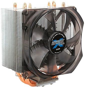 Zalman CNPS10X OPTIMA 2011 Procesador Enfriador - Ventilador de PC (Procesador, Enfriador, Socket AM1, Socket AM2, ...