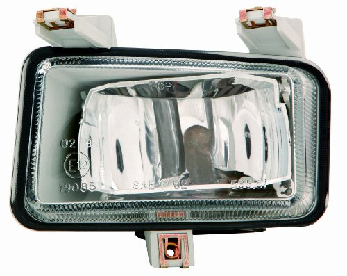 SAAB 900 (Hatchback/Convertible) Replacement Fog Light Assembly - Driver Side (1997 Saab 900 Convertible)