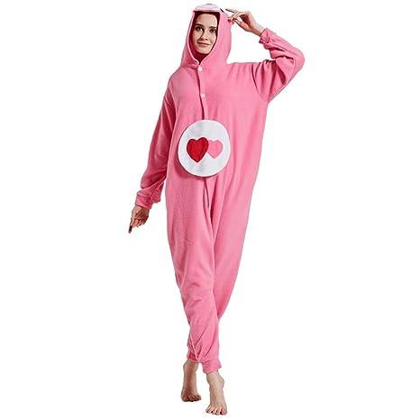 ZHHAOXINPA Pijama Animal Niña Unisexo Cosplay Traje Disfraz Niña ...