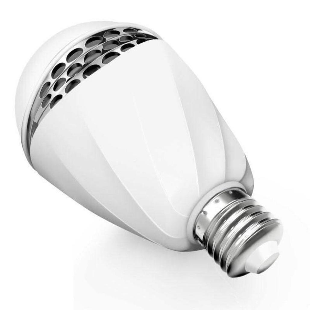 Kxnet Smart Sprachsteuerung Heimgebrauch Einstellbare Bunte E27 LED Zimmer Dimmbare Licht Dekoration Glühbirne