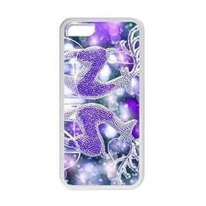 diy zhengMerry Christmas fashion practical Phone Case for iphone 5c(TPU)