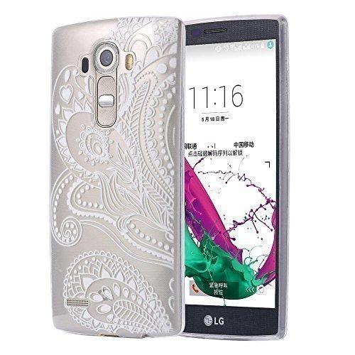 2 opinioni per ECENCE LG G4 CUSTODIA SLIM CASE TPU SILICONE COVER TRASPARENTE CLEAR 42020308