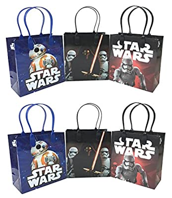 Disney Star Wars The Force Awakens BB 8 12 Pcs Goodie Bags Party Favor Gift Birthday
