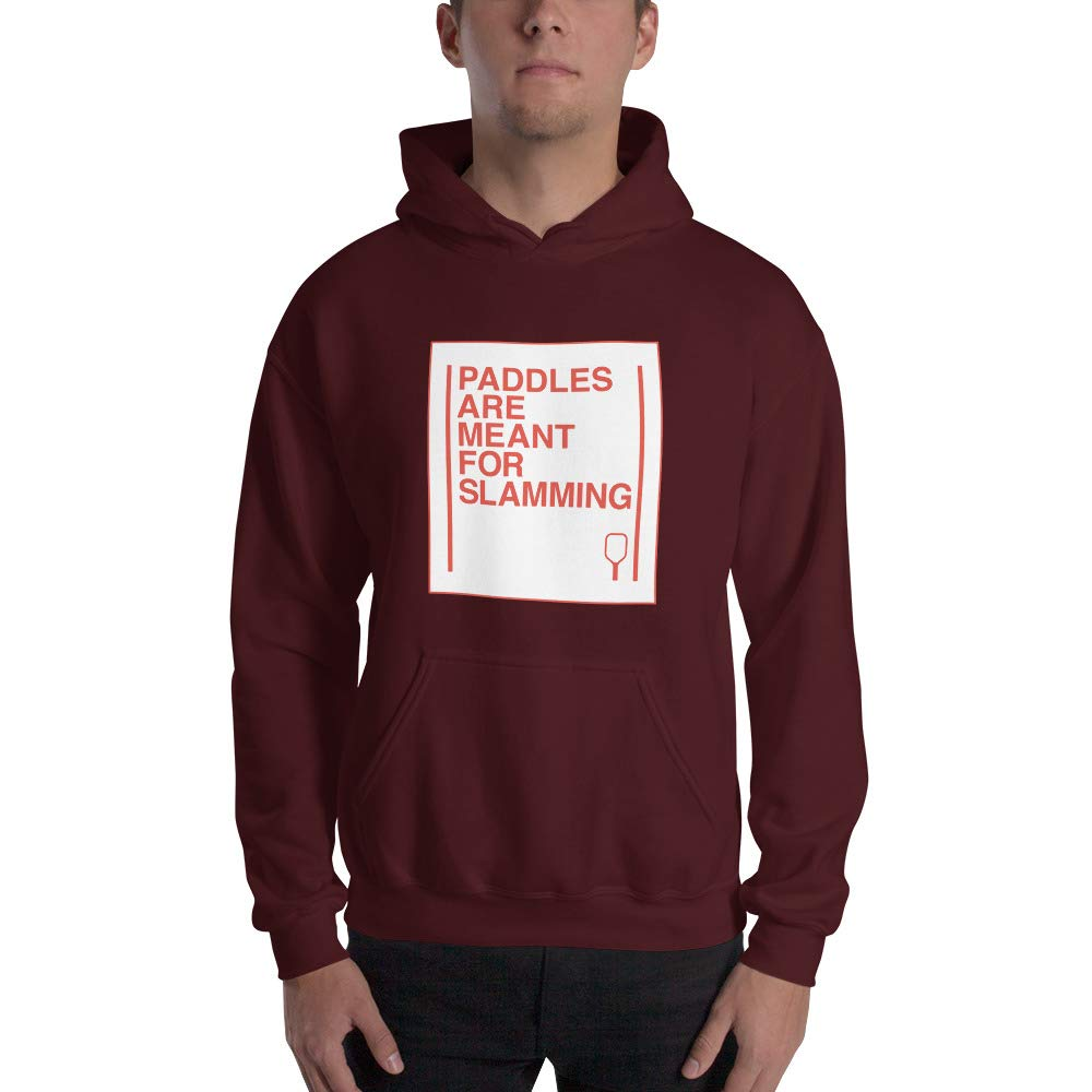 Pickleball are Meant for Slamming.Hooded Sweatshirt