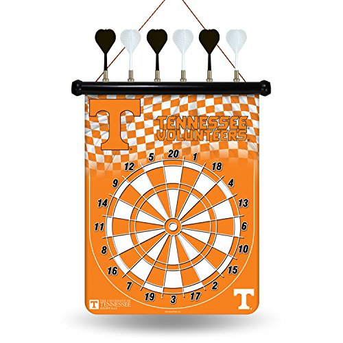NCAA Tennessee Volunteers Magnetic Dartboard Magnetic Dartboard Nfl Darts