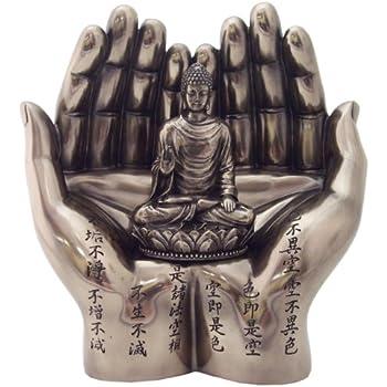 Artistic Shakyamuni Buddha Statue On Hand