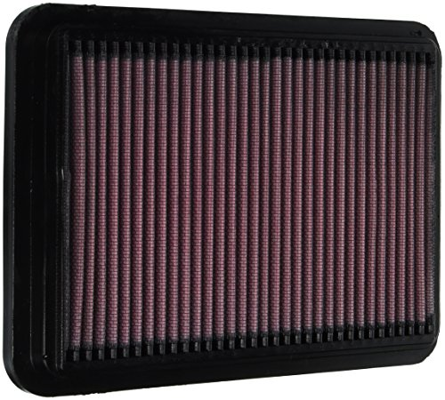 K&N 33-2198 High Performance Replacement Air Filter