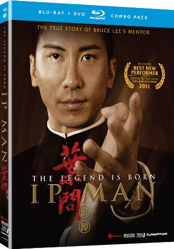 The Legend Is Born: Ip Man (Blu-ray/DVD Combo)