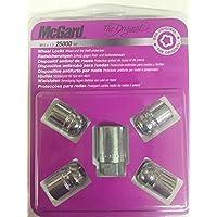 McGard 25000SU Standard - Tuercas antirrobo para ruedas