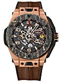 Hublot Big Bang Ferrari King Gold Carbon Limited Edition Mens Watch 401.OJ.0123.VR