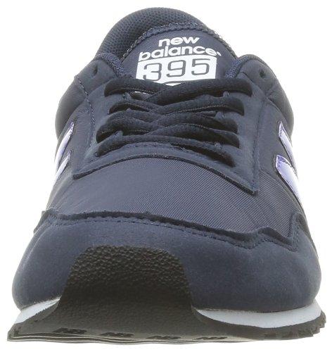 New Balance U395 D (13H) - Zapatillas de Deporte de tela hombre azul - Bleu (Mnnp Navy/Blue)