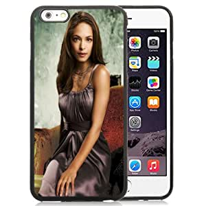New Fashion Custom Designed Skin Case For iPhone 6 Plus 5.5 Inch With Kristin Kreuk Long Dress Phone Case Cover