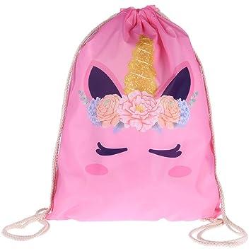 Amazon.com: Beautyonline Bolsas de cordón para niños de ...