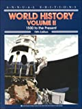 Annual Editions : World History, McComb, David G., 0697392945