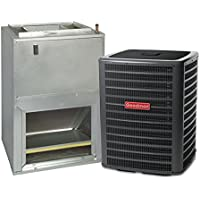 2 Ton 15 Seer Goodman Air Conditioning System (AC only) GSX160241 - AWUF31051