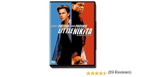 Little Nikita [Alemania] [DVD]: Amazon.es: Sidney Poitier, River Phoenix, Richard Jenkins, Richard Benjamin, Sidney Poitier, River Phoenix: Cine y Series TV