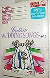 Karaoke, Italian Wedding Songs 2