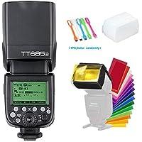Godox TT685N TTL 2.4GHz GN60 HSS High-Speed Sync 1/8000s Flash Speedlite light For Nikon Cameras I-TTL II auotflash