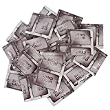 40Pcs Caution Wear Iron Grip Snugger Fit Small Condoms