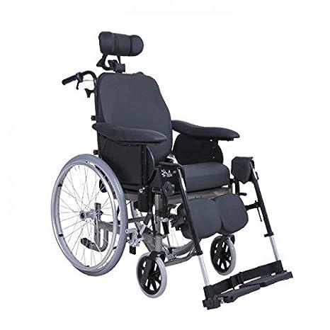 Intermed - Bascula idsoft Evo ruedas traseras de 24 - 44/48 cm ajustable: Amazon.es: Salud y cuidado personal