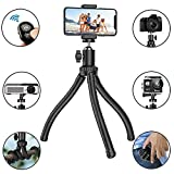 Best Iphone Tripods - Flexible Phone Tripod, Adjustable Anti-Crack Camera Tripod Review