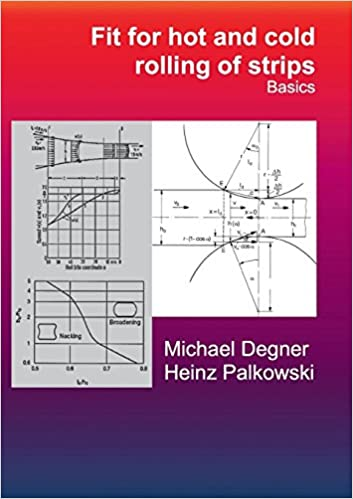Book Fit for Hot and Cold Rolling of Strips - Basics