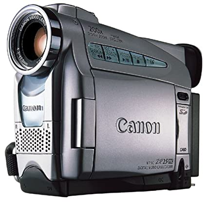 amazon com canon zr25mc digital camcorder with built in digital rh amazon com