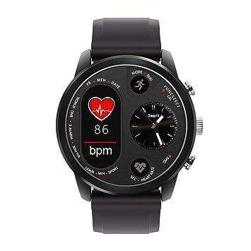 wertyhy Reloj Inteligente Sport Swim Reloj Inteligente Acero ...
