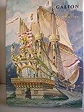Heller Models---1/200 Scale Galion Sail Ship--Plastic Model Kit
