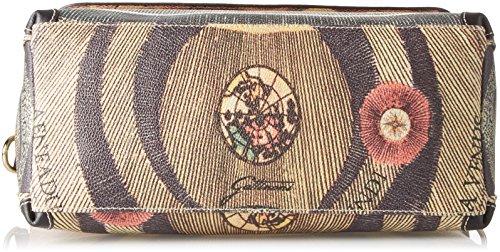 17x27x35 Gattinoni L w Mano Gplb021 Donna Borsa H Cm classico X A Multicolore rvqwOXv