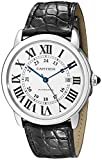 Cartier Men's W6701010 Ronde Solo Analog...
