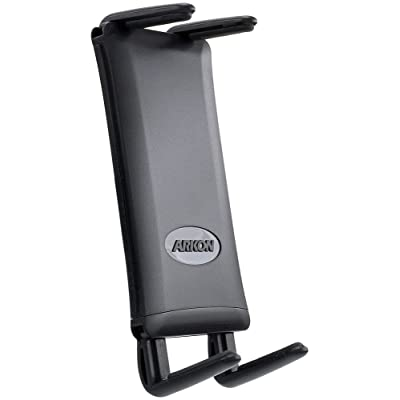 Arkon Phone and Midsize Tablet Holder for iPhone X 8 7 6S Plus iPad mini Galaxy S8 S7 Note 8 Retail Black