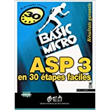 ACTIVE SERVER PAGES 3 EN 30 ÉTAPES FACILES