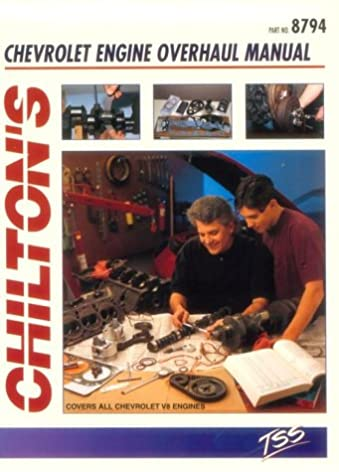 chevy engine overhaul haynes repair manuals chilton rh amazon com Overhaul Manual for Lycoming O-540-A1b5 haynes chevrolet engine overhaul manual pdf