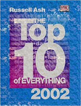 The Top 10 of Everything 2002