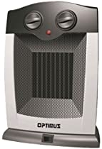 Oscillating Ceramic Heater