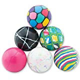 Giant Asst 45mm Bouncing Balls - Capsule Toy Prizes and Giveaways - 250 per Pack
