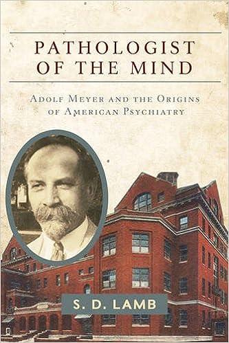 pathologist of the mind