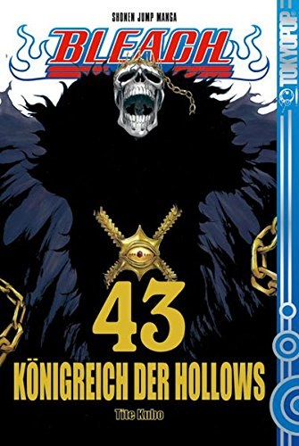 Bleach 43: Königreich der Hollows
